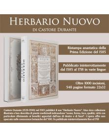 Castore Durante, HERBARIO...