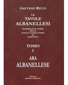 Le tavole albanellesi....